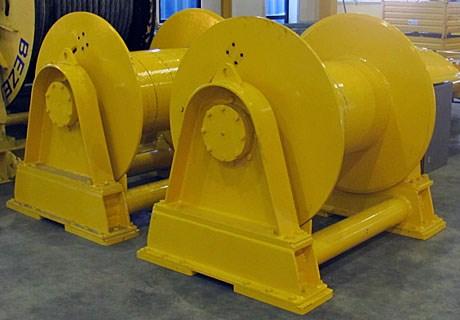 20 ton ellsen drum winch for sale