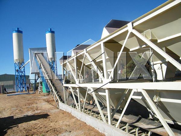 HZS60-240 Concrete Batching Plant for Sale