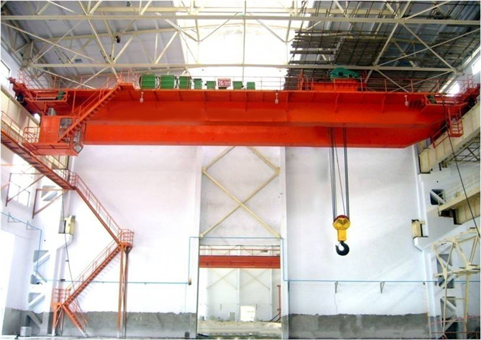 Price crane overhead explosion proof double girder for sale