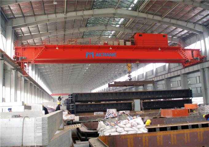 Buying crane overhead explosion-proof double girder for sale
