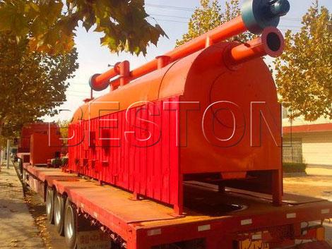 Biochar Pyrolysis Equipment for Sale