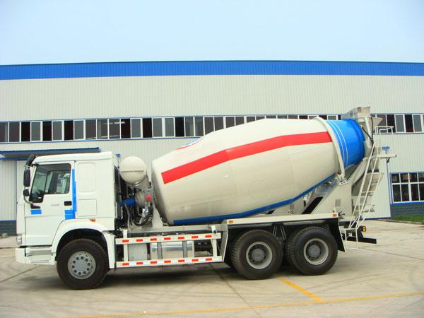 Concrete agitator for sale