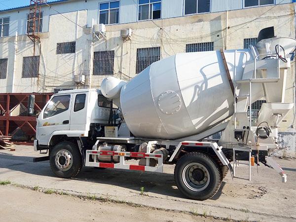 Mixer trucks for sale