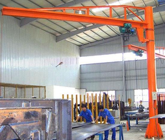 Quality shop jib crane